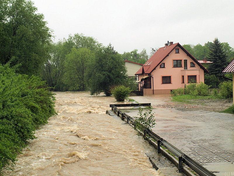 Bładnica river