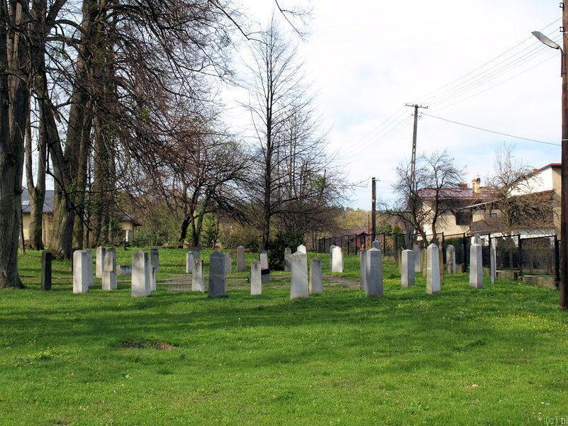 Kirkut – the Jewish cementary